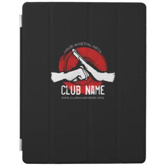Capa Smart Para iPad Clube das artes marciais