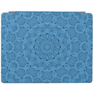 Capa Smart Para iPad Cobrir azuis decorativos de Smart do iPad do