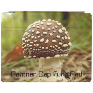 Capa Smart Para iPad Cobrir de FungiPad do boné da pantera
