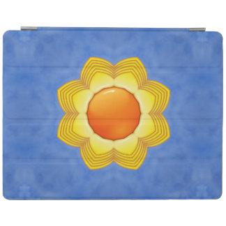 Capa Smart Para iPad Cobrir de Smart do iPad do caleidoscópio do dia