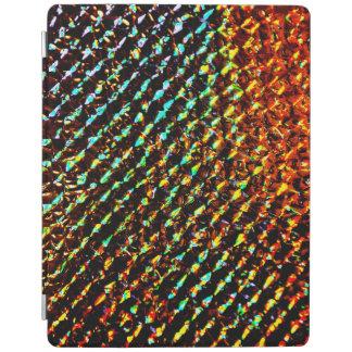 Capa Smart Para iPad Cobrir esperto colorido do iPad das formas