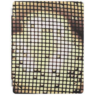 Capa Smart Para iPad Cobrir esperto colorido do iPad dos quadrados
