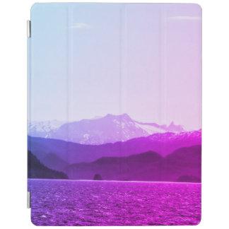 Capa Smart Para iPad Cobrir esperto de Ipad das montanhas roxas