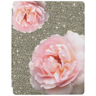 Capa Smart Para iPad Cobrir esperto do iPad 2/3/4 floral luxuoso do