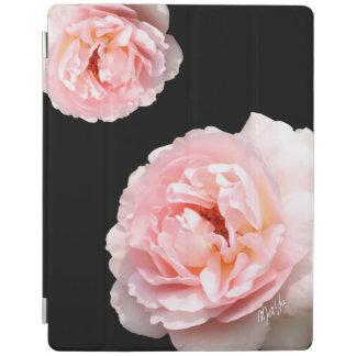 Capa Smart Para iPad Cobrir esperto do iPad 2/3/4 preto floral moderno