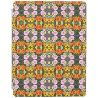 Capa Smart Para iPad Cobrir esperto do iPad brilhante das flores