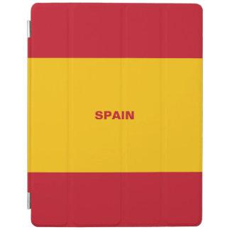 Capa Smart Para iPad Cobrir esperto do iPad da bandeira da espanha