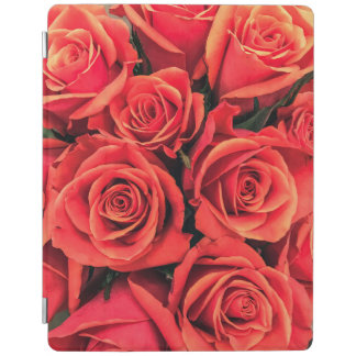 Capa Smart Para iPad Cobrir esperto do iPad dos rosas