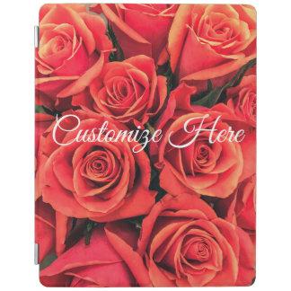 Capa Smart Para iPad Cobrir esperto personalizado do iPad dos rosas