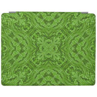 Capa Smart Para iPad Cobrir verdes indo   de Smart do iPad do