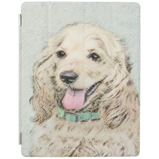 Capa Smart Para iPad Cocker spaniel (lustre)
