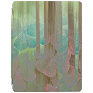 Capa Smart Para iPad Colagem de Oxalis e de árvores | Seabeck, WA