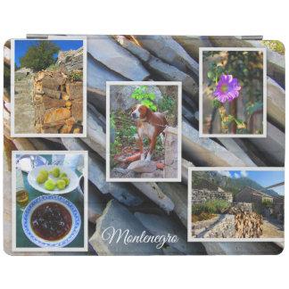 Capa Smart Para iPad Coleção do viagem de Montenegro