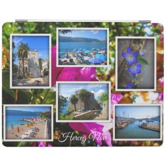 Capa Smart Para iPad Coleção do viagem de Montenegro - Herceg Novi