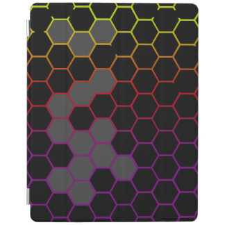 Capa Smart Para iPad Cor do Hex com cinza