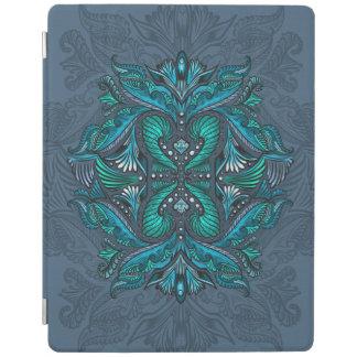 Capa Smart Para iPad Corvo dos espelhos, sonhos, bohemian, shaman