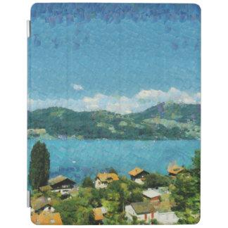 Capa Smart Para iPad Costa do lago