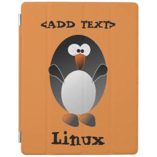 Capa Smart Para iPad Criar um pinguim de Linux