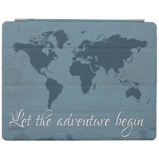 Capa Smart Para iPad Deixe a aventura começar