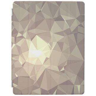 Capa Smart Para iPad Design abstrato & colorido do teste padrão - Fox