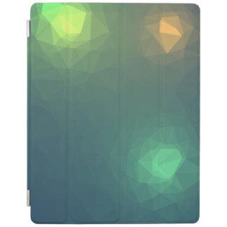 Capa Smart Para iPad Design abstrato & limpo de Geo - três luas