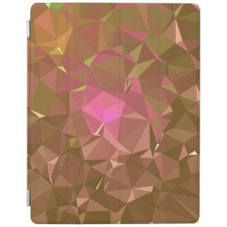 Capa Smart Para iPad Design geométrico abstrato de LoveGeo - cereja de