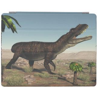 Capa Smart Para iPad Dinossauro de Prestosuchus - 3D rendem