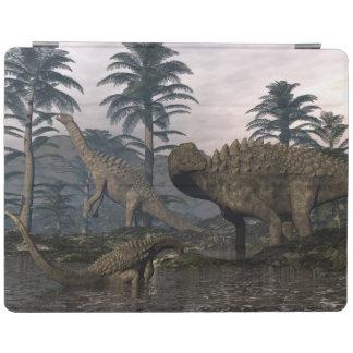 Capa Smart Para iPad Dinossauros do Ampelosaurus