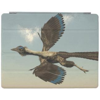 Capa Smart Para iPad Dinossauros dos pássaros do Archaeopteryx que voam