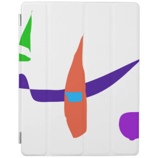 Capa Smart Para iPad Divertimento no deserto