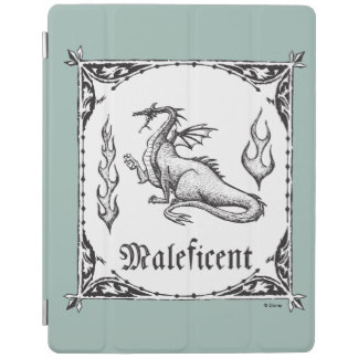 Capa Smart Para iPad Dragão Maleficent da Bela Adormecida | - gótico