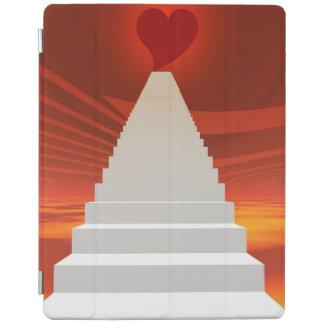 Capa Smart Para iPad Escadas a amar