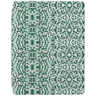 Capa Smart Para iPad fabu - branco e verde