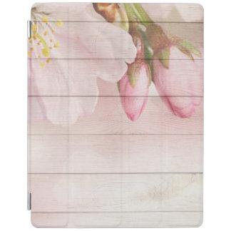 Capa Smart Para iPad Flor de cerejeira