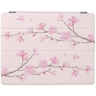 Capa Smart Para iPad Flor de cerejeira - rosa