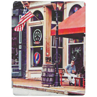 Capa Smart Para iPad Fredericksburg VA - Café exterior
