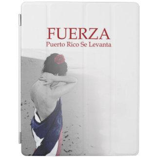 Capa Smart Para iPad Fuerza - imagem com texto