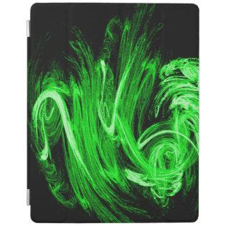 Capa Smart Para iPad Fumo verde