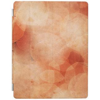 Capa Smart Para iPad Fundo das luzes do natal vintage. Vermelho &