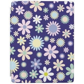 Capa Smart Para iPad Fundo floral