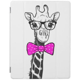 Capa Smart Para iPad Girafa do hipster