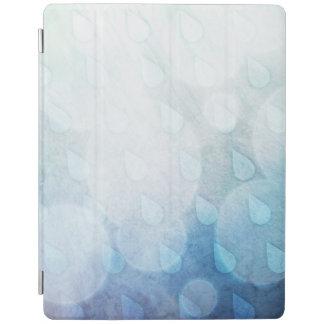 Capa Smart Para iPad Gotas do céu