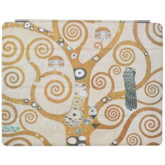 Capa Smart Para iPad Gustavo Klimt a árvore da arte Nouveau da vida