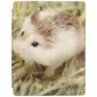 Capa Smart Para iPad Hammyville - hamster bonito