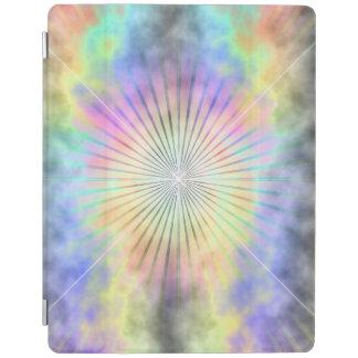 Capa Smart Para iPad Horizonte da explosão da estrela do arco-íris