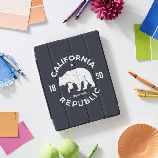 Capa Smart Para iPad Logotipo | de Califórnia o Golden State