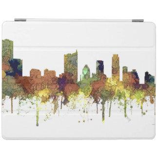 Capa Smart Para iPad Lustre do SG-Safari da skyline de Austin Texas