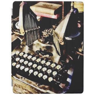 Capa Smart Para iPad Máquina de escrever antiga Oliver #9