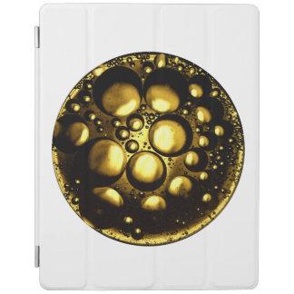 Capa Smart Para iPad O amarelo borbulha cobrir esperto do iPad