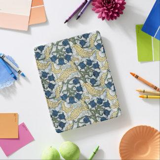 Capa Smart Para iPad O azul floral floresce o lírio do vale